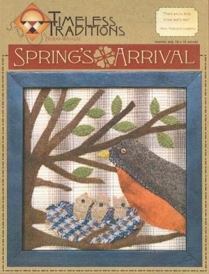 SpringsArrival