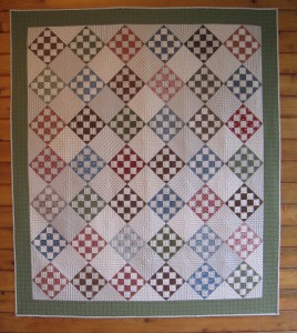 Friendship Quilt- A perfect summer project